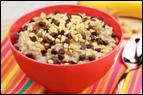 Carnival-Inspired Oatmeal Recipe