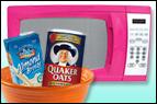 Microwave Growing Oatmeal Recipe