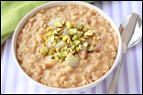 Pear 'n Pistachio Oatmeal Recipe
