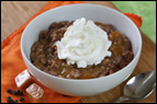 Salted Caramel Cocoa Oatmeal Recipe