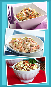 Hungry Girl Scoopable Salad Recipes