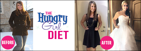 Allison's Hungry Girl Diet Success Story