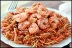 Mini Meals vs. Three Square Meals: Shrimp 'n Slaw Marinara