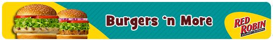 Red Robin Burgers 'n More