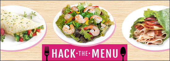 Restaurant Hacks: Save Calories Dining Out