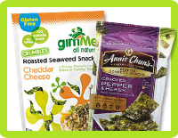 Savory Snack: Seaweed Snacks