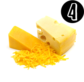 10 Things to Leave Off Your Sandwich or Salad: Cheese (Sometimes)