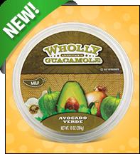 Wholly Guacamole Avocado Verde