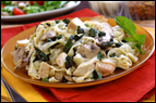 Gluten-Free Chicken Florentine Recipe