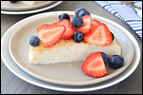 Fruit-Topped Cheesecake