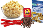100-Calorie Popcorn Recipes