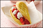 Edible Idol: Waffles