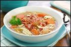 Bacon Apple Chicken Stew Recipe