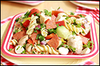 Veggie-Packed Antipasto Pasta Salad