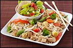 Hungry Girl's Chicken Lo Mein Recipe