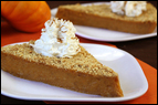 Upside-Down Pumpkin Pie Recipe