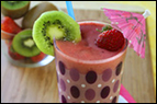 Hungry Girl's Strawberry Kiwi Smoothie Recipe