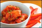 Sweet & Spicy Boneless Wing Recipe