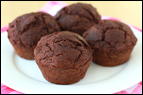 2-Ingredient Brownie Muffin Recipe