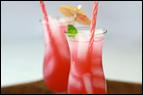 Pomegranate-Rum Cocktail Recipe