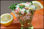 Simply Scoopy Seafood Salad