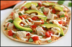 Cali-Style Chicken Flatbread Recipe Makeover