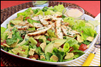 Southwest Chicken Salad Recipe Makeover