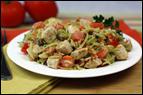 5-Ingredient Chicken Alfredo Recipe
