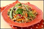 5-Ingredient Quinoa Stir-Fry Recipe