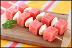 Fruity Cheese Skewer Recipe