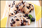 Iced Blueberry Scone Recipe