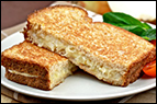 Hungry Girl's Caramelized-Onion Grilled Cheese Recipe