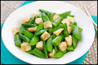 Chicken & Snap Pea Snack