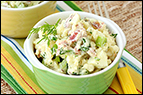 Hungry Girl's Bacon 'n Dill Potato Salad Recipe