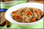 Slow-Cooked Apple Oatmeal