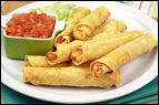 Cheese Taquitos
