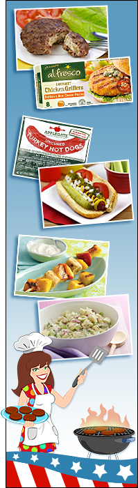 Hungry Girl's Memorial Day Recipes and Finds