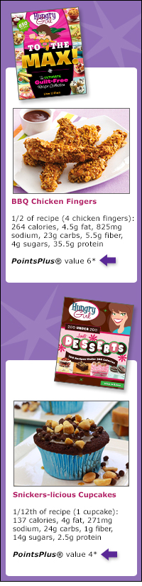 Hungry Girl Recipes Weight Watchers Values