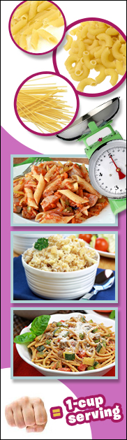 A Guide to Pasta Serving Sizes