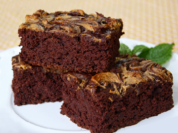 Hungry Girl Death By Chocolate Brownies Recipe