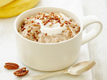 Healthy Banana Bread Growing Oatmeal Recipe