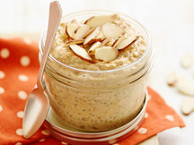 Healthy Pumpkin Pie Overnight Oats Recipe
