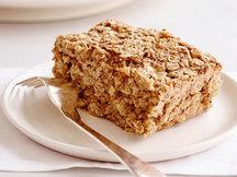 Healthy Apple Cinnamon Oatmeal Bake Recipe