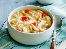 Healthy White Chicken Chili Recipe