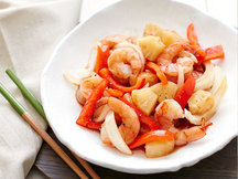 Healthy Shrimp Teriyaki Recipe