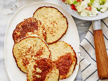 Healthy Cauliflower Hash Browns Recipe