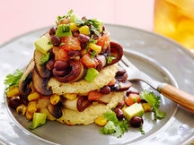 Healthy The Mexican Stack Recipe