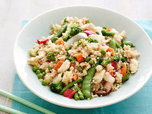 Healthy Cauliflower Power Fried Rice Recipe