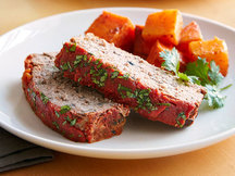 Healthy BBQ Meatloaf Recipe