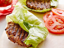 Healthy Black Bean Burgers Recipe